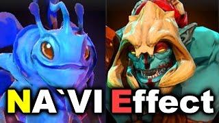 NAVI vs Effect - New Roster! - SL i-League EU Quals DOTA 2
