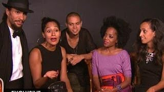 Diana Ross' Kids in a Sitdown for the First Time