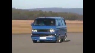 T3 VR6 Drift