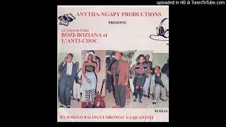 Bozi Boziana & L'Anti Choc: Ba Bokilo Balingui Mbongo Ya Quantite  (1989) 🎼🎶🎤🎸🌍