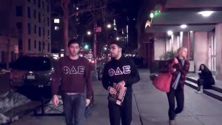 NYU Phi Delta Epsilon - Spring 2016 Recruitment - Promotional Video