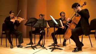 Molinari Quartet - Shostakovich String Quartet n°4, Op. 83