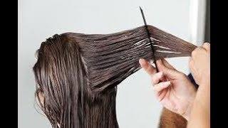 اسهل طريقة لفرد الشعر - اقوى وصفة لفرد الشعر طبيعى فى المنزل