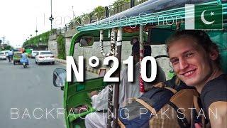 Ab nach Lahore! Pakistan / Weltreise Vlog / Backpacking #210