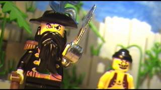 Lego PIRATES! Full Movie!