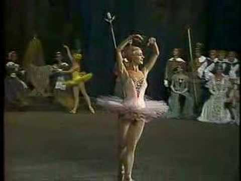 sleeping beauty variations act i kirov