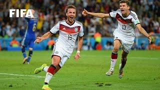 GERMANY v ARGENTINA (1:0) - 2014 FIFA World Cup™
