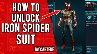 Spider-Man PS4 Tutorial - How To Get The Iron Spider Suit Pre-Order Download Or Without Pre-Ordering