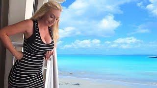 Beach Treasure Hunting in the Bahamas
