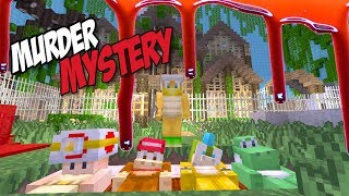 Minecraft Switch - Mario Murder Mystery - SERIAL KILLER! [1]