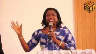 We Are Corrupt Because You Let Us Get Away With It -- Nigerian Parliamentarian, Abike Dabiri