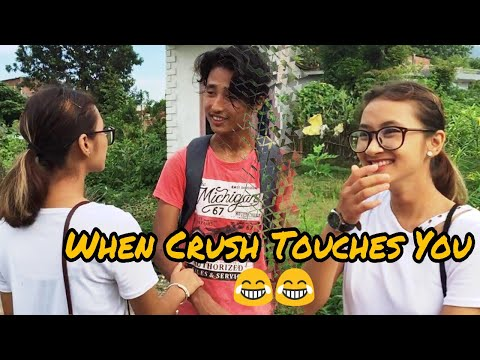 Xxx Mp4 When Your Crush Touches You For First Time Nepali Funny Video 3gp Sex
