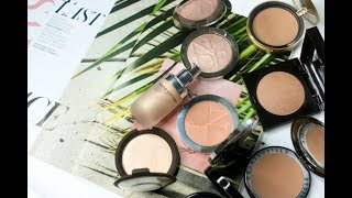 THE BRONZERS AND HIGHLIGHTERS I AM LOVING THIS SUMMER