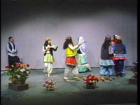 Ghasem Abadi Dance رقص قاسم آبادی