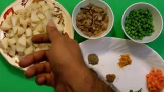 Bangladeshi recipe How to make Samosa