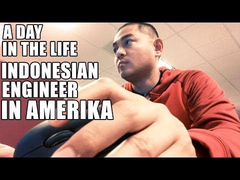 Kehidupan Engineer di Amerika, Suasana Kantor