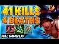Download Video Download FASTEST 40 KILLS EVER (SEASON 9) - BunnyFuFuu Full Gameplay 3GP MP4 FLV