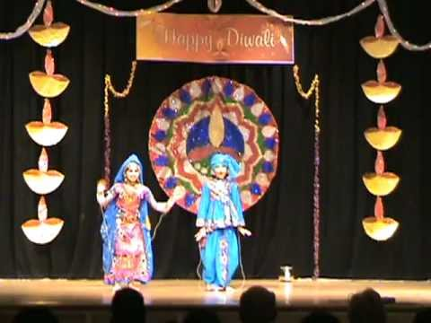 Paheli - Phir Raat Kati - Dance By Jayanshi & Aashika at Frankfort 2011