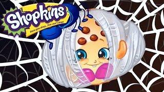 SHOPKINS - SCARY SHOPVILLE | Cartoons For Kids | Toys For Kids | Shopkins Cartoon