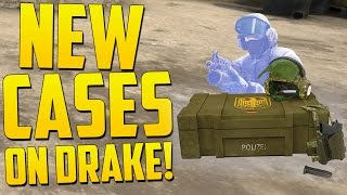 OPENING NEW CASES! - CS GO Case Opening on Drakemoon