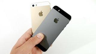 iPhone 5S iOS 10.2.1 vs iPhone 5S iOS 10.3.2!