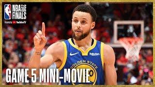 2019 NBA Finals Game 5 Mini-Movie