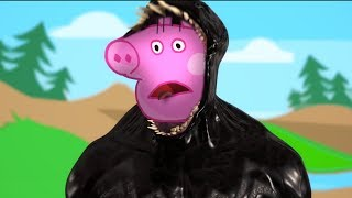 VENOM Transformations (3) We are Peppa Pigganom