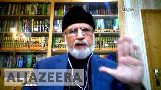 Tahir ul Qadri: 'No rule of law' in Pakistan - UpFront