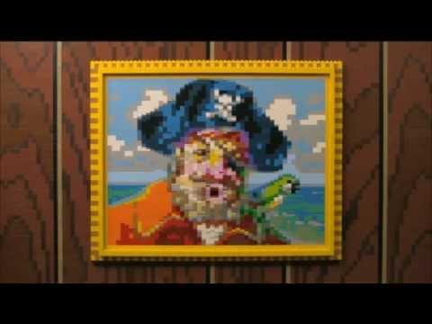 Lego SpongeBob theme song