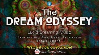 AMAZING Lucid Dreaming Music:
