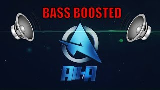 Ali-A Intro BASS BOOSTED | (Meme) (Sound) (Soundeffect) (FREE DOWNLOAD)