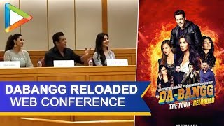 Salman Khan's DABANGG RELOADED official Press Conference | Chicago | Toronto | Vancouver