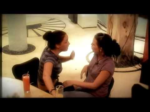 Cecilie og Marie skændes Paradise Hotel 6