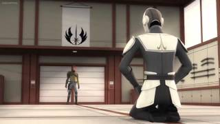 Star Wars Rebels: Shroud of Darkness (Kanan vs. Temple Guard)