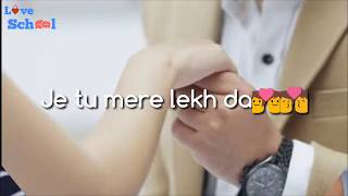WhatsApp Status Video || Teri Kami Akhil || Lyrics