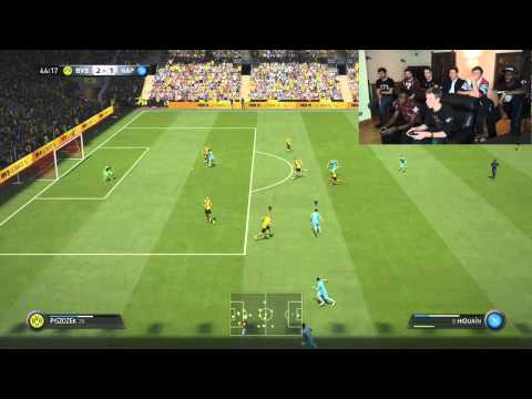 £2000 Sidemen FIFA 15 Tournament - Calfreezy vs Tobjizzle