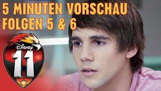 11 - So geht es weiter! // Vorschau: Folge 5 & 6 | Disney Channel