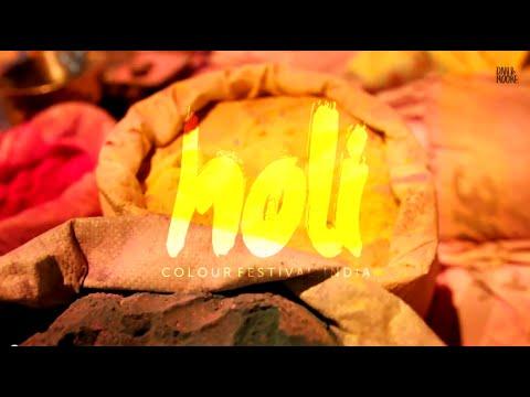 Holi Festival of Color India