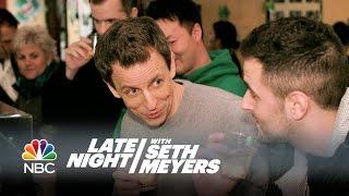 Seth Gets Drunk on St. Patrick