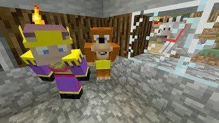 Minecraft Xbox - Naughty Helpers [137]