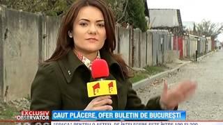 Favoruri sexuale în schimbul buletinului de Bucureşti