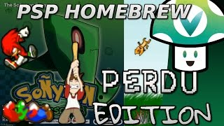 [Vinesauce] Vinny - Homebrew PSP: Perdu Edition