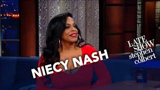 Niecy Nash Got 'Reno 911' With A Little White Lie