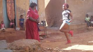 Jajja Ronie & Babra Dancing deejay By Digital Wizard New Ugandan Music 2016