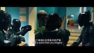 BLEEDING STEEL Trailer 2 New 2017 Jackie Chan Sci Fi Movie HD