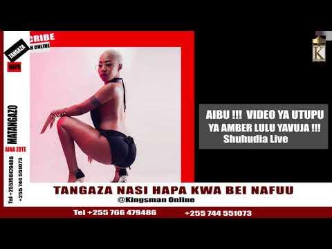 Xxx Mp4 VIDEO YA UTUPU YA AMBER LULU 3gp Sex