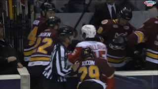 Double Tough - Mitch Callahan defends Calle Jarnkrok and takes on the Chicago Wolves bench