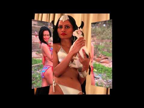 Bikini Babes in Jungle With Animals