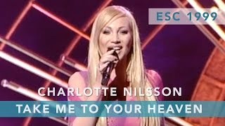 Charlotte Nilsson - Take me to your heaven (Eurovision Song Contest 1999)