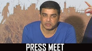 Fidaa Movie Press Meet | Dil Raju Says thanks to CM KCR | TFPC